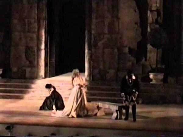 Nina Rautio Vladimir Atlantov - Verdi - Otello - Act 2 - Dun uom che geme