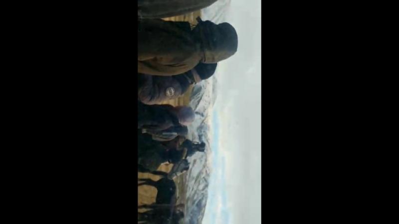 Төлеби ауданы қоныр бөрік елінің 1990 жылғылар берген көкпар