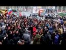 Днепропетровск. 1 марта, 2014. Русская Весна. Ким уже ее лидер.