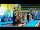 Церемония награждения юниоров 2003-2004 г.р. «ZHULDYZ-CUP» - 29-31.05.2018, Astana, Kazakhstan