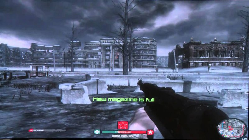 Red Orchestra 2 : Heroes of Stalingrad GDC '11 HD (Part 1)