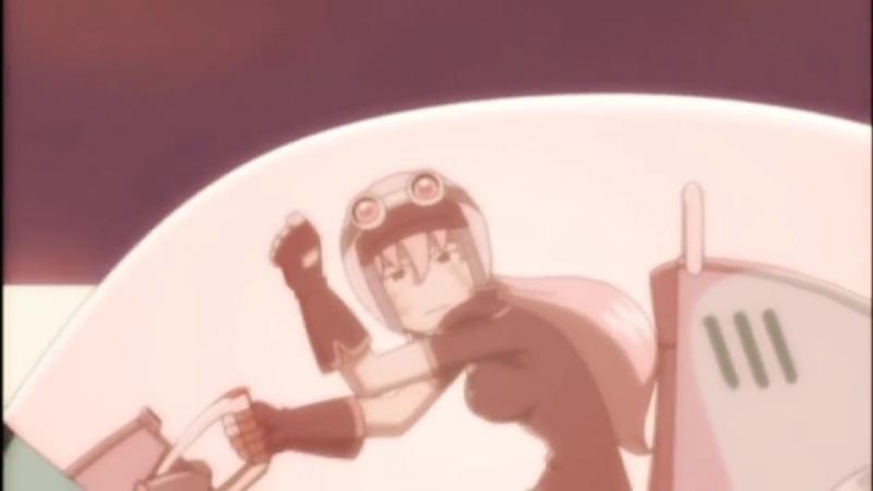 Oban Star Racers「Alwas Cycle」TRAILER