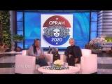 Oprah Praises Young Gun Control Activists from Parkland RUS SUB