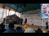 Сейчас в STR.RU. открытия гостевой юрты Деда Мороза в парке Гагарина