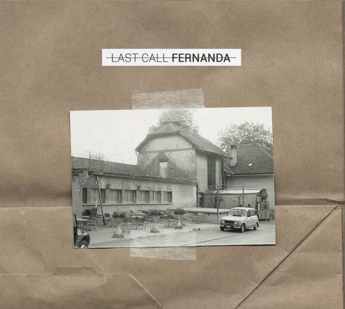Lst Call Fernanda - S/T [EP] (2018)