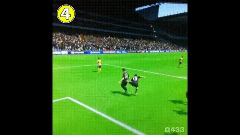 Разработчики футбольного симулятора перемудрили