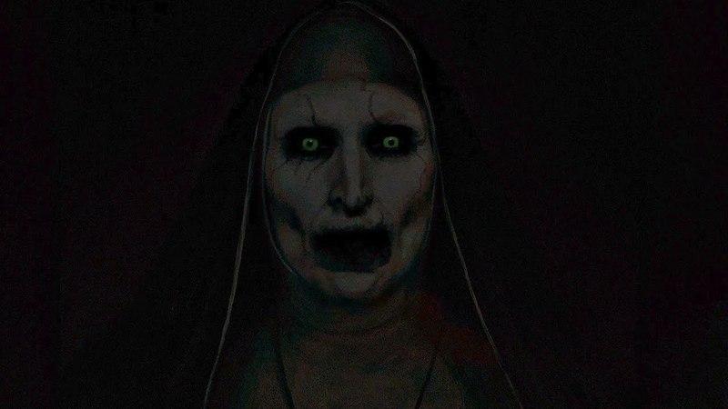 Мам? Кто это? Демон в виде Монахини (Валак) угрожает убить Эда. Заклятие 2.