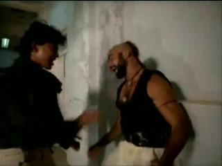 драка митхуна чакроборти с ниндзями из индийского фильма - вечность