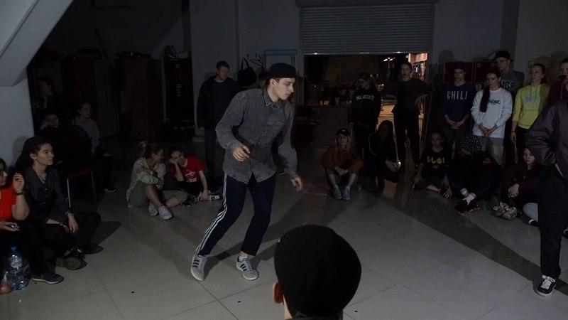 House Pro Tea Jam Battle vol. 9.0 Nikita Encore vs Tanzia