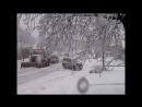 Аварии на дорогах - Подборка ДТП - Снег - Гололед