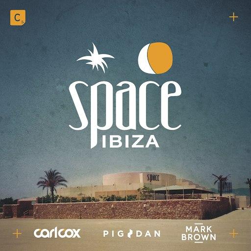 Carl Cox альбом Space Ibiza 2016