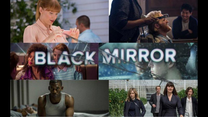 Чёрное зеркало | Всё о тебе