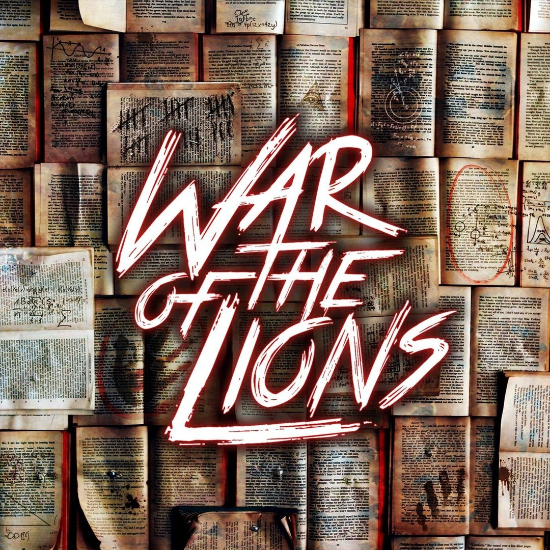 War of the Lions - War of the Lions (2018)