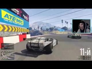 GTA 5 ONLINE - ГОНКИ ТРАНСФОМЕРЫ ПЕРВЫЙ ВЗГЛЯД!!