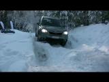 Subaru Forester X-Mode Snow