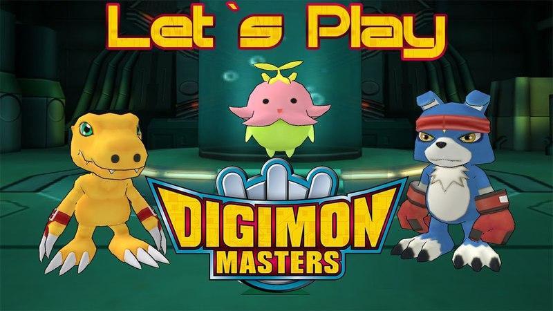 Digimon Masters Online Walkthrough Episode 1 The New Member!
