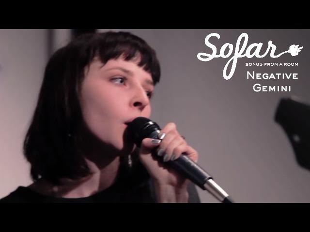 Negative Gemini - You Never Knew | Sofar NYC