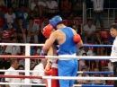 Полуфинальный бой Магомеда Омарова против Мирзохиджона Абдуллаева на Универси