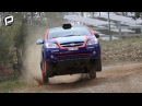 Parody Test Huttunen Linnaketo Hyundai R5 WRC Season 2018 Passats de canto