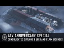 Star Citizen: ATV Anniversary Special - Consolidated Outland UEE Land Claim Licenses