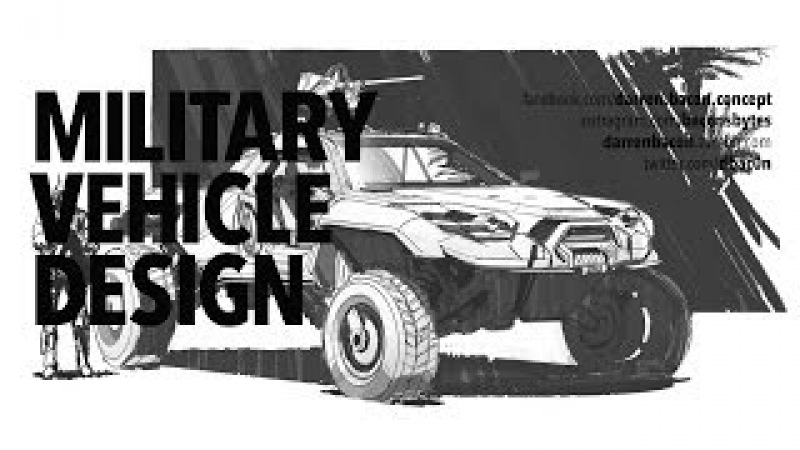 Concept Department: Military Vehicle Design