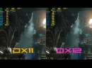 Сравнение DX12 VS DX11 Rise of the Tomb Raider AMD FX6300 4 4GHZ R9 285
