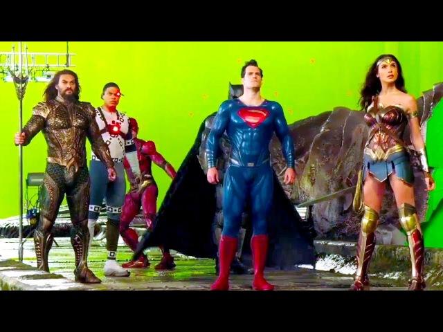 JUSTICE LEAGUE Blu-ray Clip - Team Wonder Woman (2017) Gal Gadot Movie HD