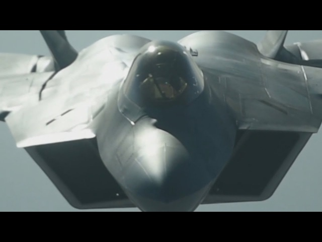 A-10 Warthogs and F-22 Raptors FILL UP! (Some of THE BEST aerial REFUELING FOOTAGE you'll see!)