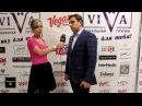 Вшоубизе24 Интервью директора группы Viva Александра Бениша корреспондент Елена Варваричева