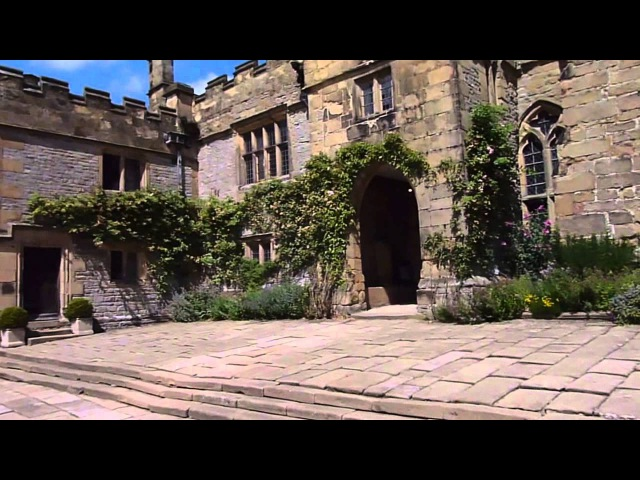 Haddon Hall Bakewell Derbyshire - Jane Eyre