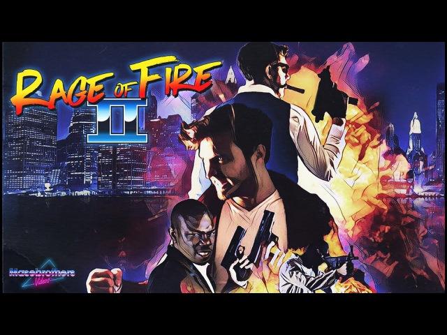 RAGE OF FIRE 2 [Full Movie]
