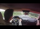 Ferrari test drive - Almost crash a F430
