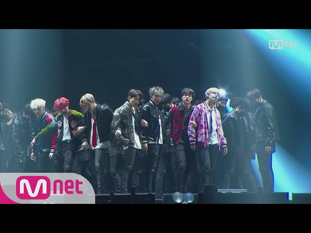[2017 MAMA in Hong Kong] BTS_INTRO Perf. Not Today