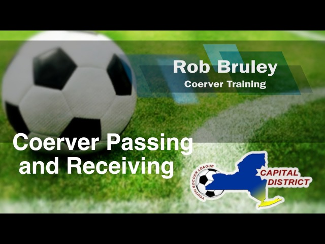 CDYSL Rob Bruley Passing and Receiving