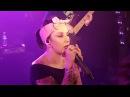 Jinjer Pisces LIVE 02 07 2017 LOGO Hamburg