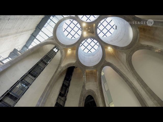 Inside the new Zeitz MOCAA in Cape Town, South Africa
