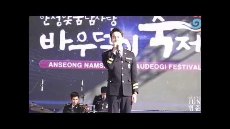 170928 김형준 Kimhyungjun 경기남부경찰홍보단 '내머리는 너무나 나빠서' 4k