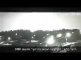 لحظة سقوط الطائرة الحربية الاسرائيلية f-16 ف&#1608