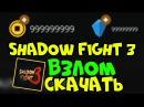 SHADOW FIGHT 3 ВЗЛОМ! СКАЧАТЬ! БЕСКОНЕЧНЫЕ МОНЕТЫ!