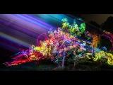 tempest | robert seidel | environmental projection at digital graffiti festival | alys beach, florida 2017