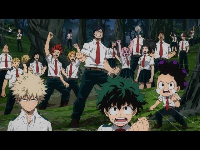 『僕のヒーローアカデミア』(ヒロアカ)TVアニメ第3期PV第2弾/OPテーマ65306