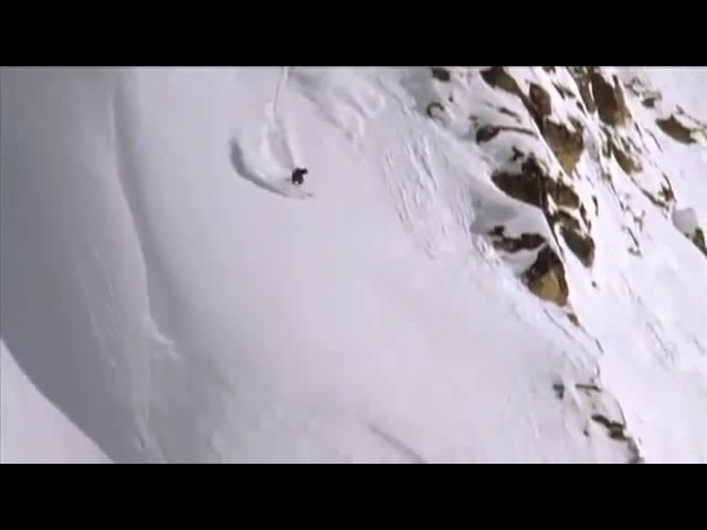 Epic Extreme Skiing\\The Chemical Brothers – Loops of Fury · coub, коуб