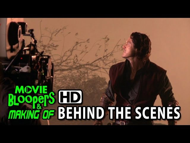 Dracula Untold (2014) Making of Behind the Scenes (Part1/2)