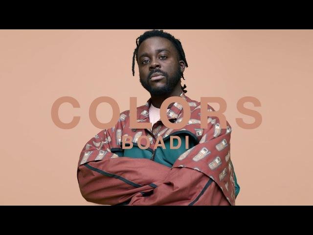 Boadi - AwoMaa | A COLORS SHOW
