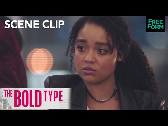 The Bold Type Season 1 Episode 9 Kadena Meet In Airport Freeform