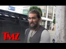 Jason Momoa Says Aquaman Has Biggest Codpiece | TMZ