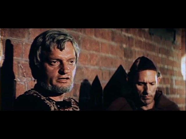 «Иногда мне кажется, что Бог всё-таки есть» (эпизод из к\ф «Стрелы Робин Гуда» (1975 г.)