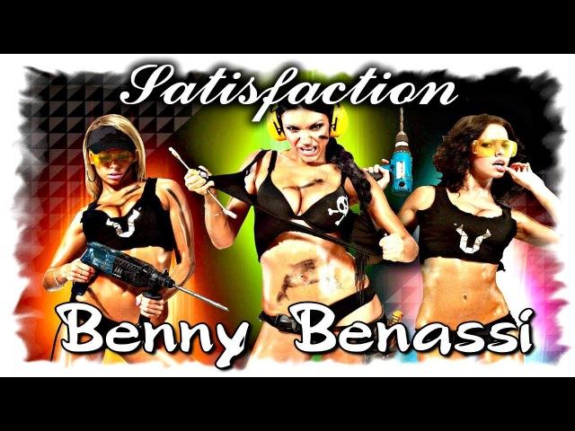 Benny Benassi - Satisfaction ★ Hot Video Clip ★ Tony Ferrera Remix ♫ Up Music