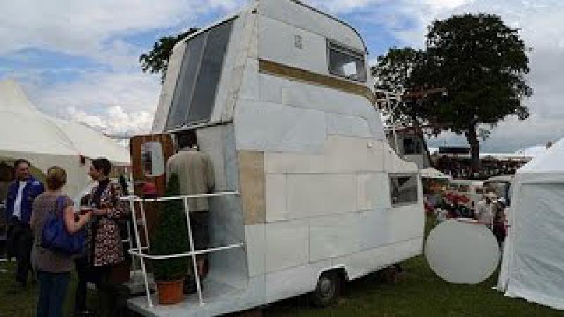 Дом на колесахThe Caravan Show (серия 6 - восстановленный Berkley Statesman, ФранцияНидерланды)