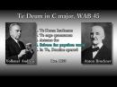 Bruckner Te Deum Andreae VSO 1953 ブルックナー テ・デウム アンドレーエ 詞字幕有